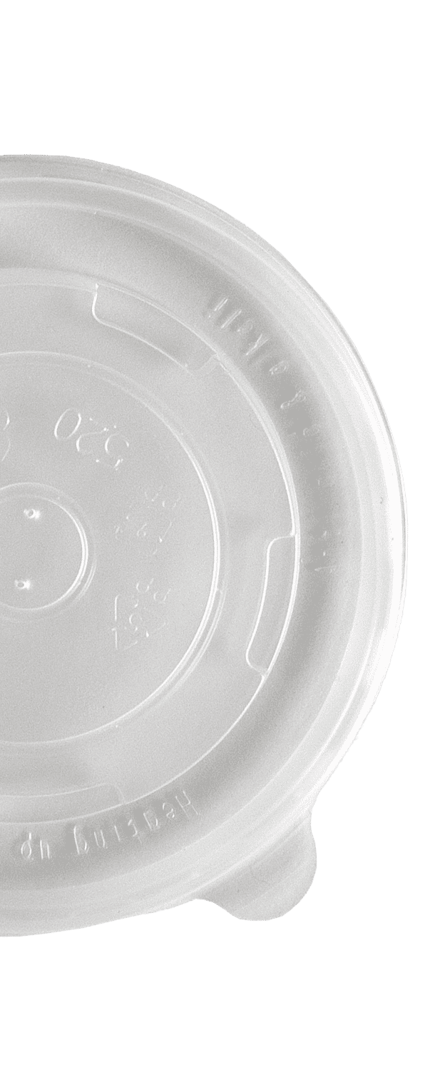 16oz Flat Food Container Lids