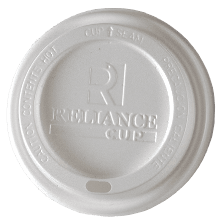 Reliance White Hot Lids