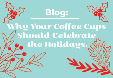 Holiday Coffee Cups