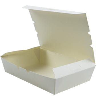 Paper to go boxes